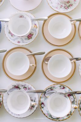 'The Most Meaningful Tea in Town' in aid of Community Keepers