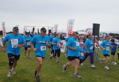 SPAR engage with community through summer fun run