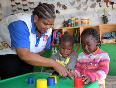 The Unlimited Child Fast Tracking Early Childhood Education