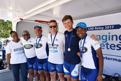 Cycle4Diabetes a personal journey for former national rider