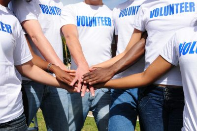 It Doesn't Need to be Mandela Day to Volunteer for a Cause