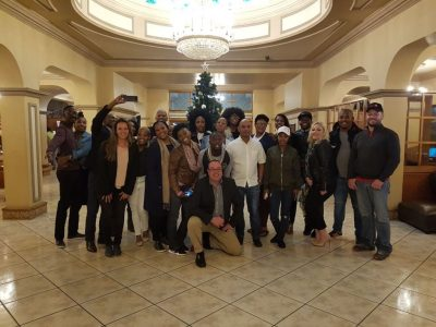 BON Hotel Riviera on Vaal Hotel BONhomie competition winners enjoy a night with ProVerb