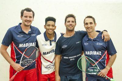 Madibaz squash club aiming high in 2018