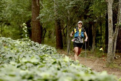 Stellenbosch's Robyn Owen Conquers her first 100km Ultra-Trail Cape Town, and is First South African Woman in