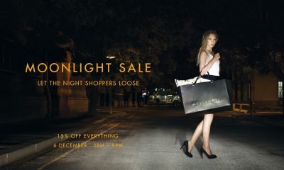 Moonlight Shopping Experience