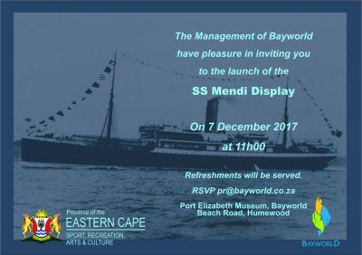 SS Mendi exhibition