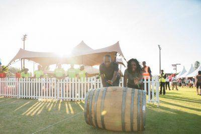 The Stellenbosch Wine Festival is back!