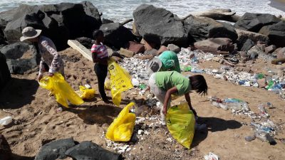 Turning the Tide on Plastics Waste Accumulating at KZN Beaches