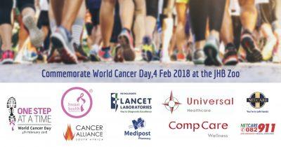 Jozi Cancer Warrior Walk commemorates World Cancer Day