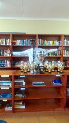 Columba Leadership Graduate bags 7 distinctions