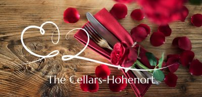 Valentine's Day At The Renowned Cellars-Hohenort