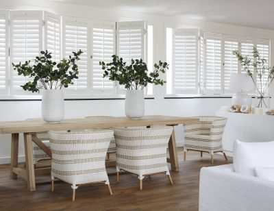 Plantation Shutters® Finds A 'New Home'