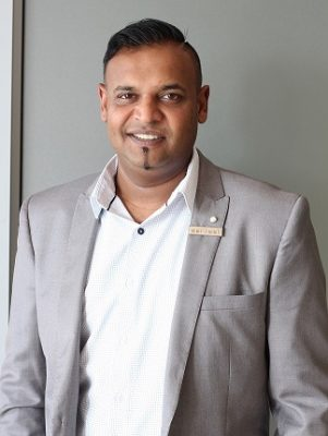 Preshanthan Pillay, appointed as General Manager, Servest Catering (Business and Industry)