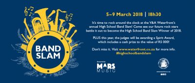 Schools Get Ready To Rock The 2018 High School Band Slam