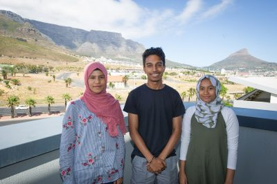 Engen helped secure our success, say star Western Cape matrics