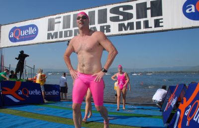 aQuelle Midmar Mile swimmers to raise R3m for SA charities