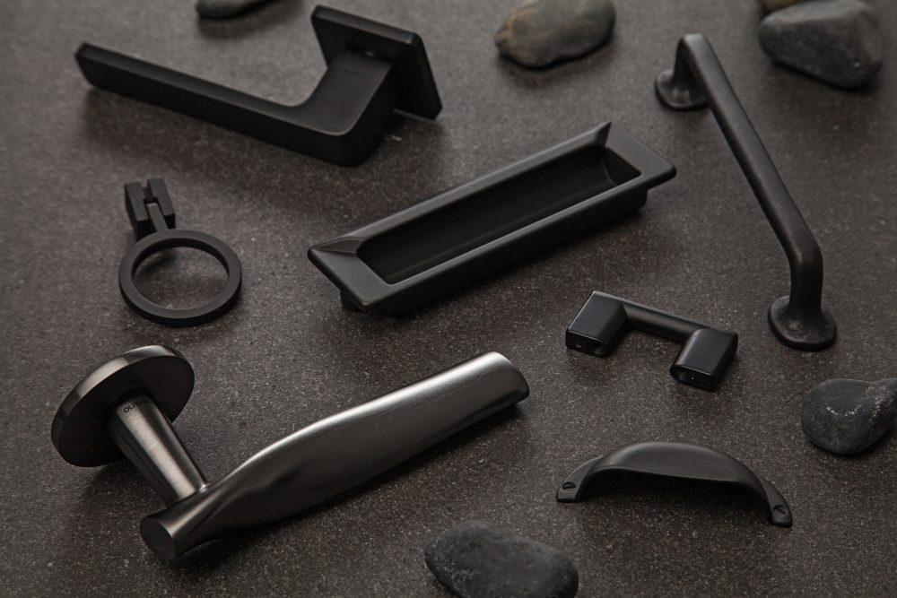 handles presents black door decor myza