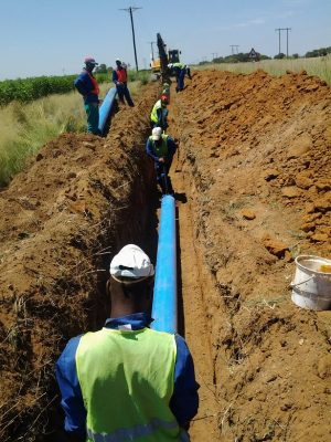 Plastic pipes help SA through toughest drought in decades