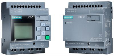 Available from RS Components, the latest Siemens intelligent logic modules now controllable via easy-to-use web editor