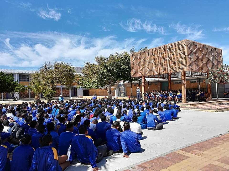 Steenberg High