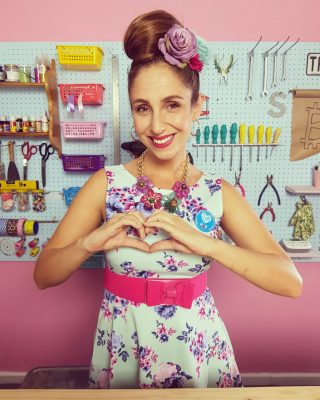 Suzelle DIY has a heart for children with cancer!
