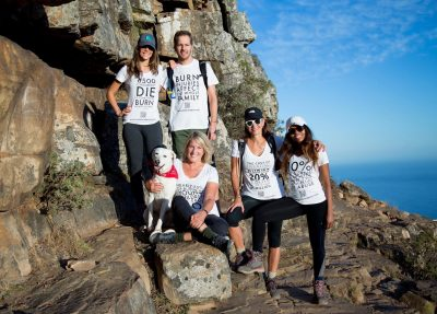 Everest Hike to crowdfund R2 Million for Kimberly Burn Ward