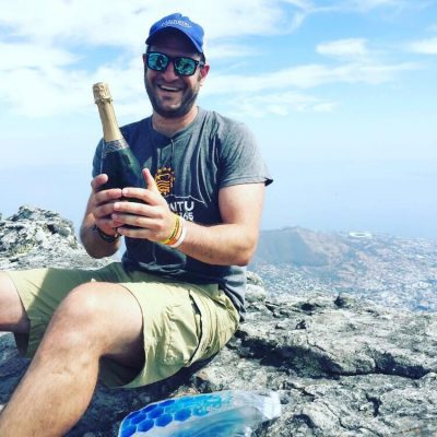 Local to climb Table Mountain 365 times in 2018 to raise 1 MILLION for charity.