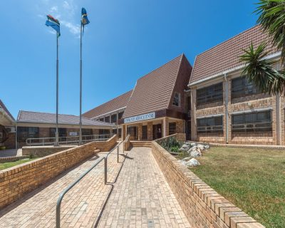 R53m 'community-friendly' makeover of PE police station wraps