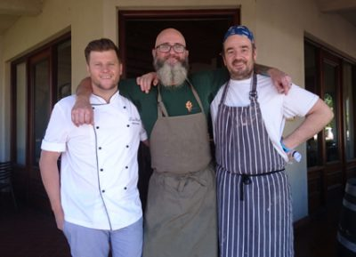 Top Franschhoek chefs team up for StreetSmart fundraiser