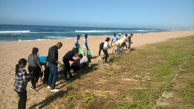 """Granada Square is helping """"green & clean"""" Umhlanga!"""