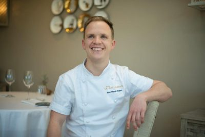 La Petite Colombe Head Chef – John Norris-Rogers