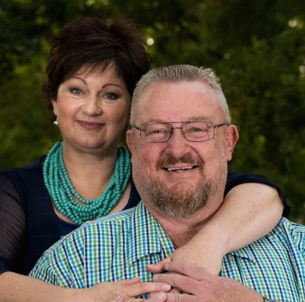 Mrs and Mr Wijnberg