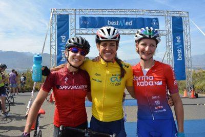 Mature De Bod seals second Tour of Good Hope title