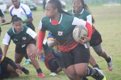 Score Busy Bee Easter Tournament celebrates women's rugby in Langa