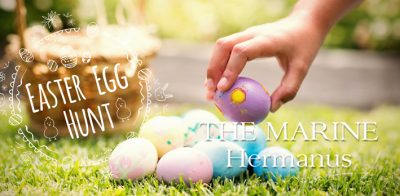 Easter Festivities, this March, at The Marine, Hermanus