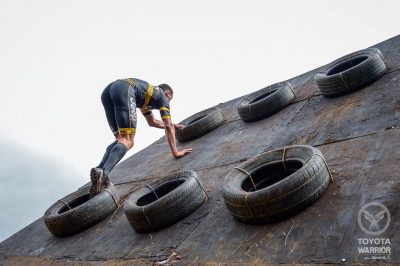 Van Tonder Proves Why he is OCR King at Victorius Warrior #3