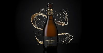 Introducing De Grendel's Three Spades Cider – Bringing Style to Cider