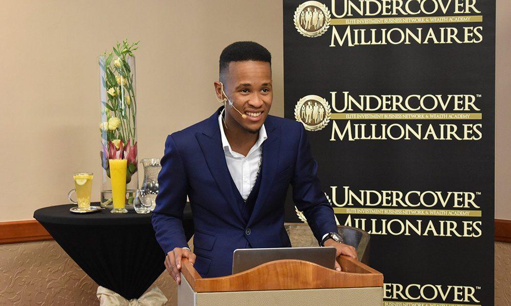 Will Louis JR Tshakoane Prove Critics Wrong, Is Undercover Millionaires Legit?