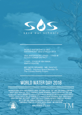 SOS, Save Our Schools – Water Crisis Awareness Initiative