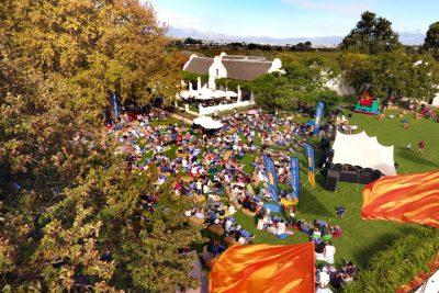 Vergenoegd Löw Wine Estate Live Summer Sunday Concerts: GoodLuck