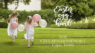 Family Feast – Easter Lunch At The Cellars-Hohenort