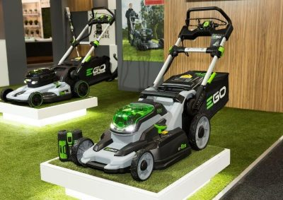 EGO Power brings green gardening technology to Decorex Cape Town