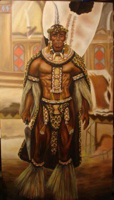 The Entrepreneurship Of King Shaka….