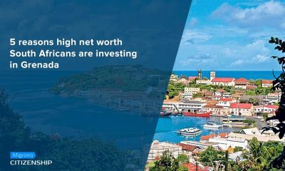 5 reasons high net worth South Africans are investing in Grenada