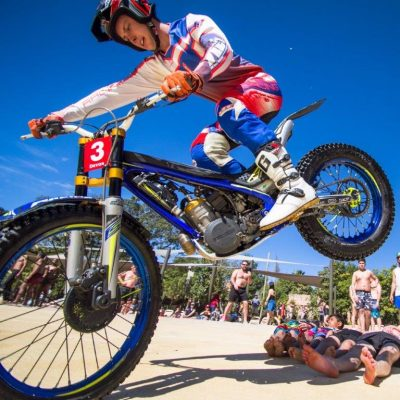 Extreme sports' line-up fuelling this year's South Coast Bike Fest™