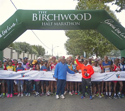 Birchwood Half Marathon Joins #runclean Campaign