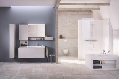 Geberit Bathroom Design Challenge with Design Joburg featuring Rooms on View