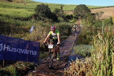 Jessop's dream month continues with the Husqvarna Mid-Illovo Classic MTB & Trail Run