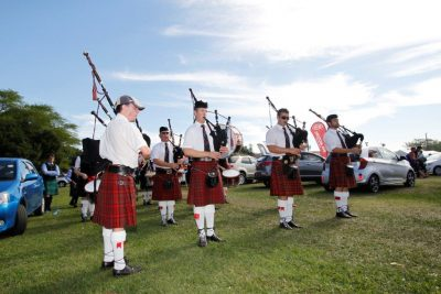 Beaches and bagpipes as Amanzimtoti gets ready for 53rd Highland Gathering