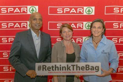 SPAR EC declare war on plastic bags